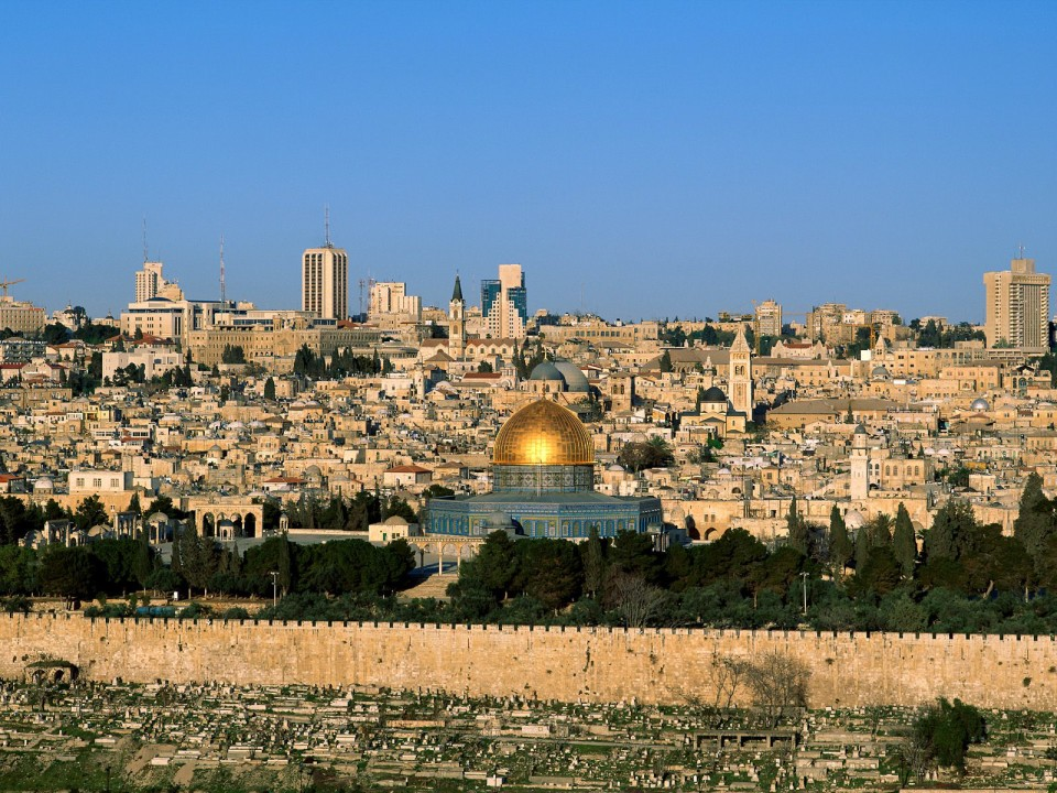 Travel destinations of a lifetime: Israel (photo uczsynod.org)