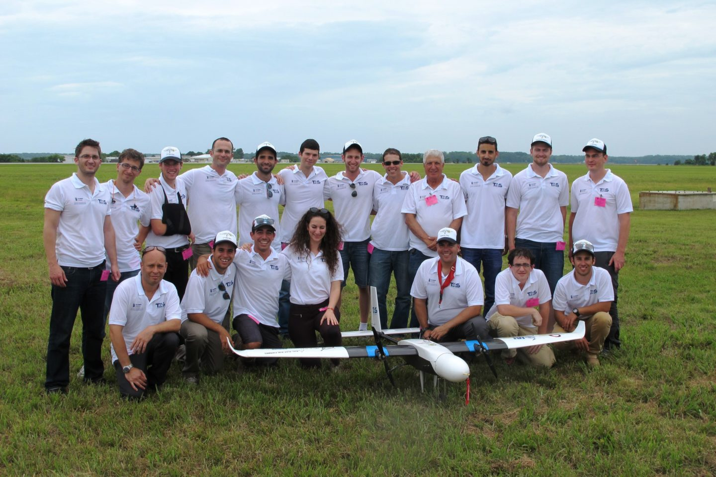 Technion : Student Unmanned Air Systems International Competition