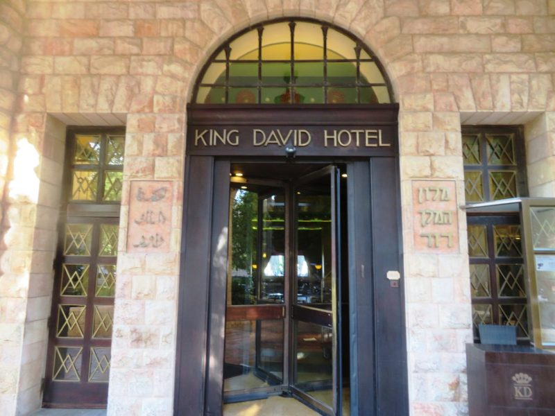 Israel's Legendary King David Hotel