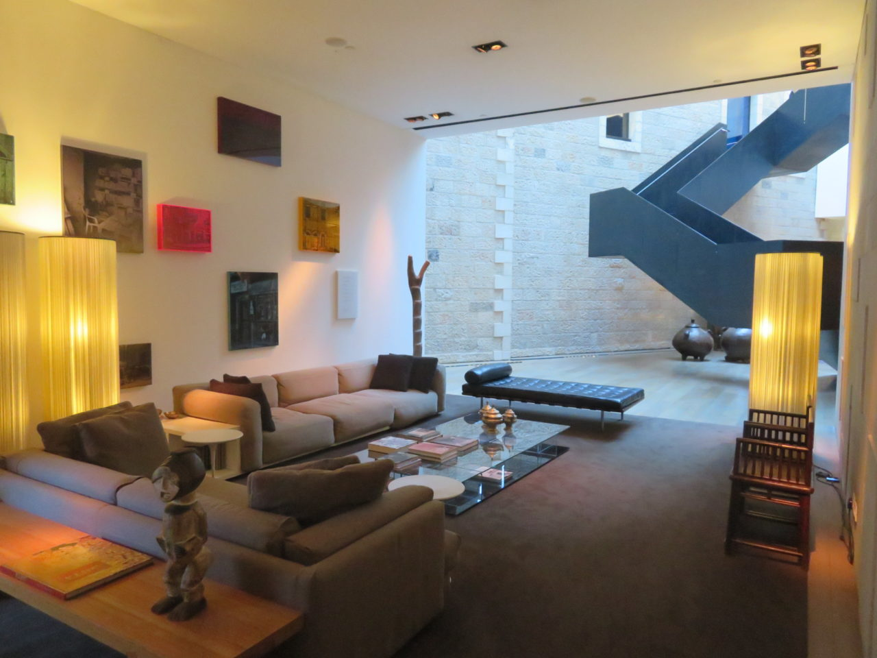 Vacationing in Israel ... The Mamilla Hotel in Jerusalem
