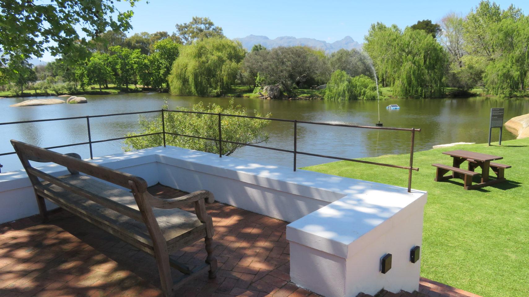 Spier Wine Farm in Stellenbosch, South Africa