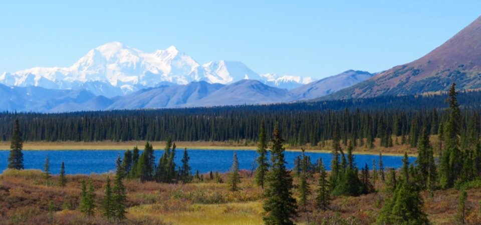 Start or Finish your Alaska Cruise Tour on land!