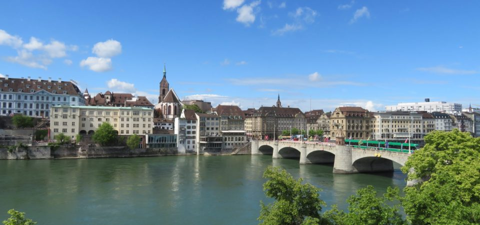 Basel ~ For the love of Art, History & Gastronomy