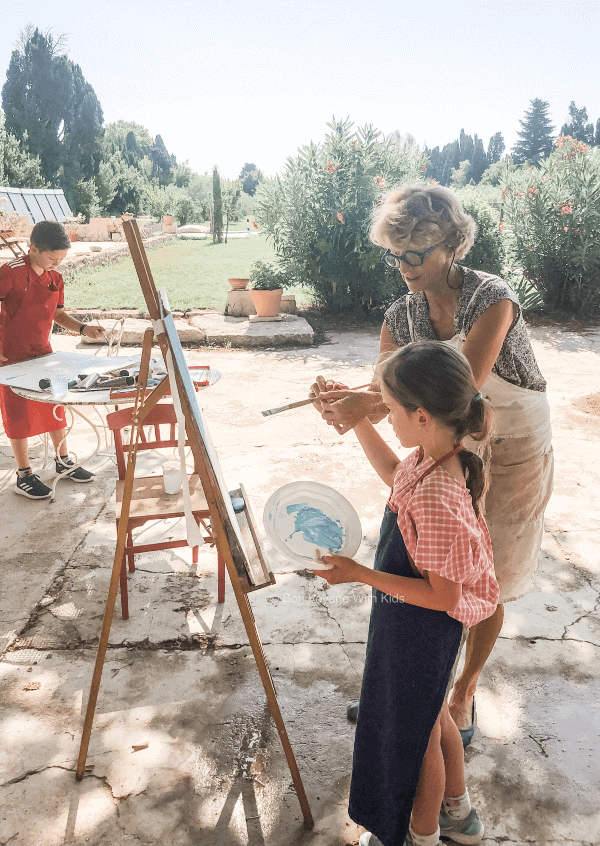 provence-with-kids-painting-class-1