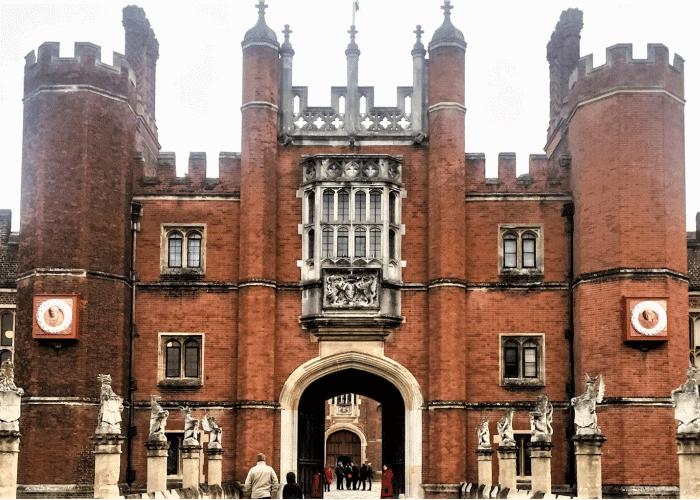 five-days-london-itinerary-hampton-court-palace