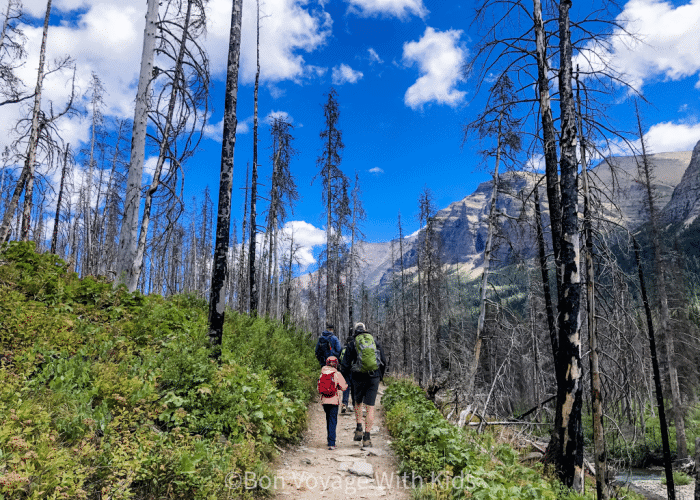 essential-hiking-gear-kid-friendly-hike-glacier-national-park-1