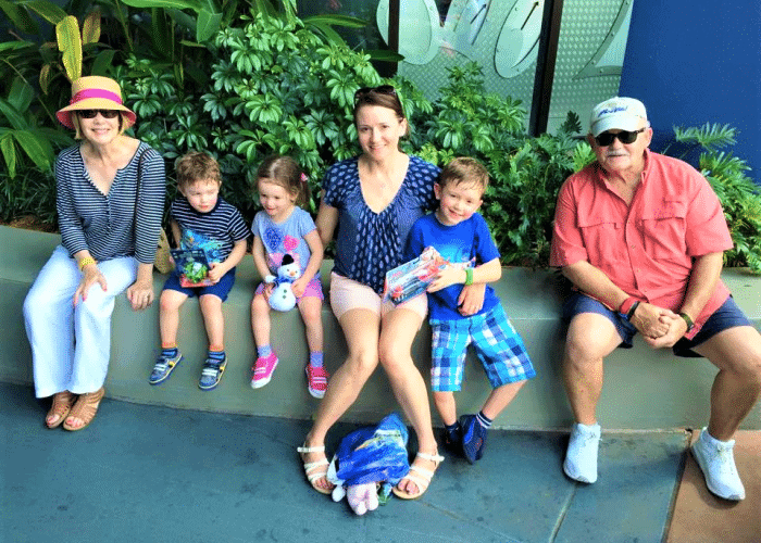 best disney world rides - multigenerational family vacation