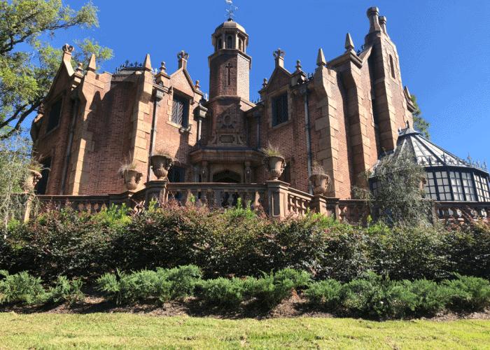 best disney world rides haunted mansion