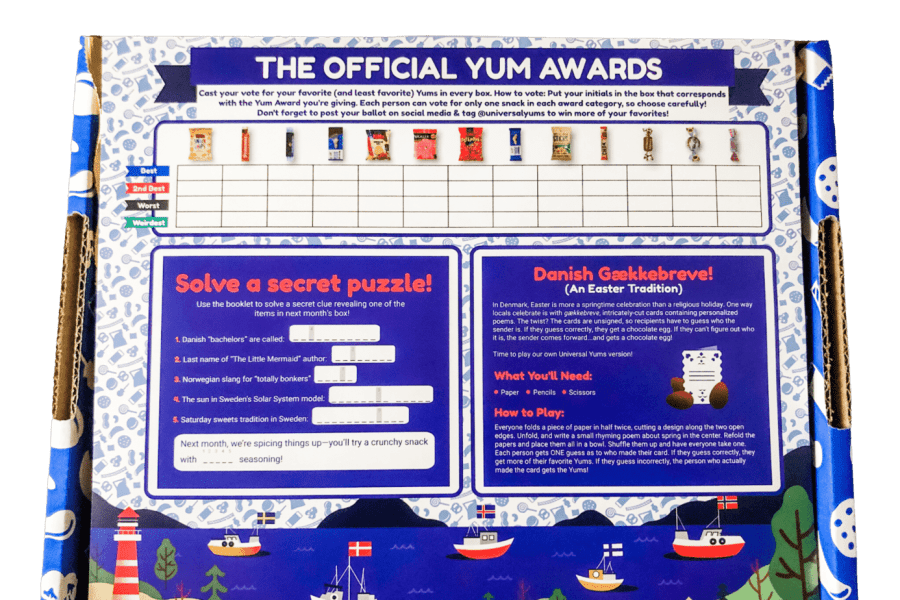 universal yums review yum awards