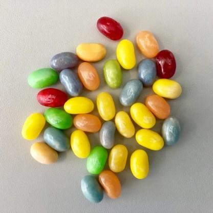 100g Sour Mix Loose Beans