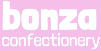 Bonza Confectionery Logo Header Zoom