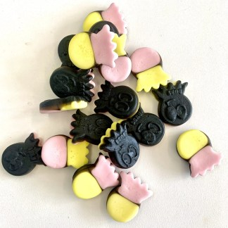 Bonza Confectionery - Liquorice + Fruit Octopus 2
