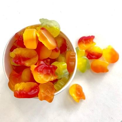 Bonza Confectionery - Micro Fruit Skulls 1b