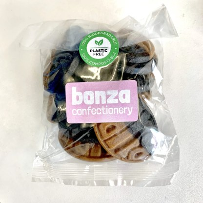 Bonza Confectionery - Salted Caramel + Liquorice Bubs 3