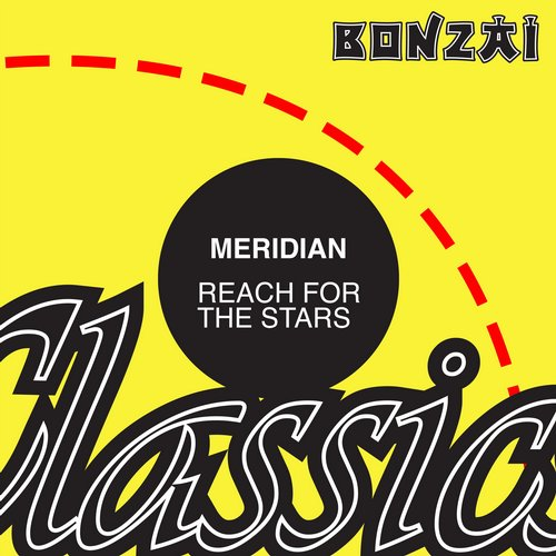 Meridian – Reach For The Stars (Original Release 2000 Green Martian Cat No. GM-2000-027)