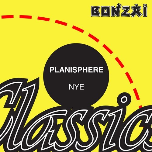 Planisphere – NYE (Original Release 2003 Green Martian Cat No. GM-2003-053)