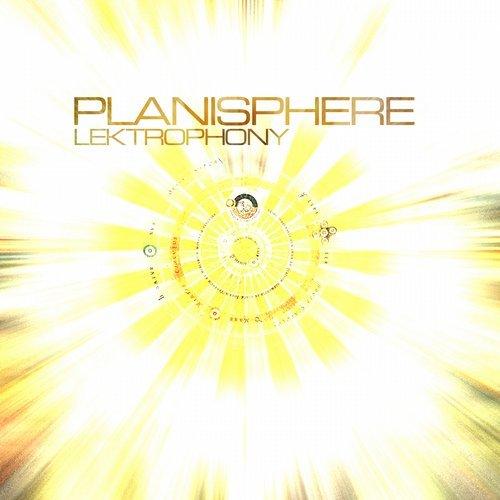 Planisphere – Lektrophony (Original Release 2005 Green Martian Cat No. GMCD-2005-001)