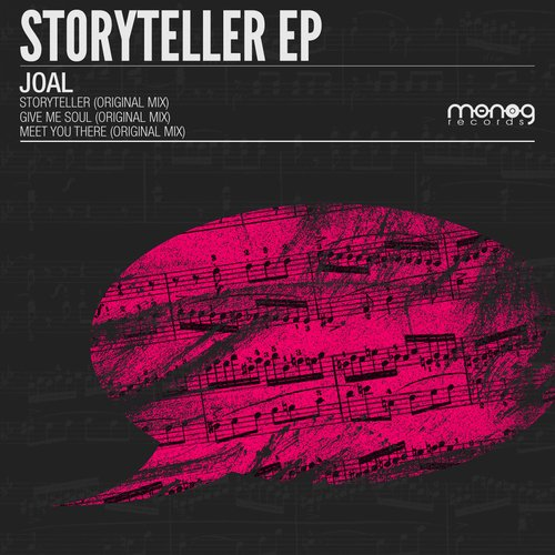 JOAL – SOUL THERAPY EP (MONOG RECORDS)