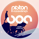 MOLINER – NOBODY ELSE (PISTON RECORDINGS)