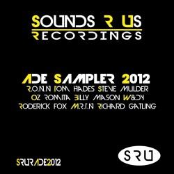 Sounds R Us Showcase – ADE Sampler 2012