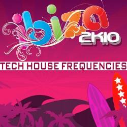 Ibiza 2k10 Tech House Frequencies
