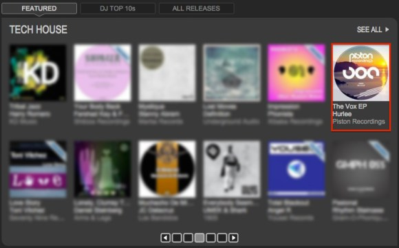 HURLEE – THE VOX EP FEATURED BY TRAXSOURCE