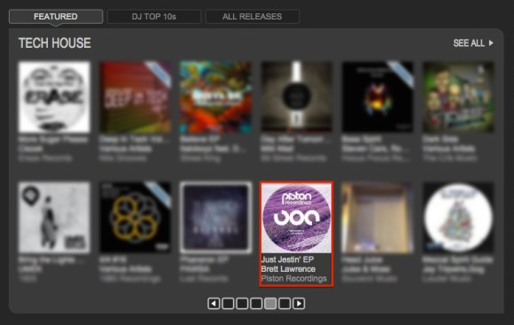 BRETT LAWRENCE – JUST JESTIN' EP FEATURED BY TRAXSOURCE