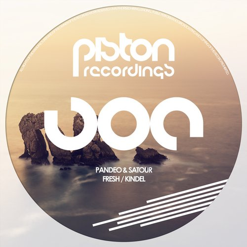 PANDEO & SATOUR – FRESH / KINDEL (PISTON RECORDINGS)