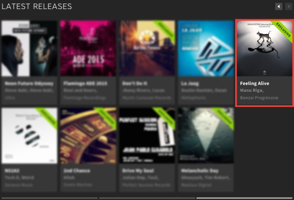 PAVLIN PETROV ft. SELINA STOANE – FEELING ALIVE FEATURED BY BEATPORT