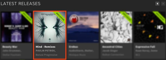 CROCY featuring ASHLEY BERNDT – MIND – REMIXES FEATURED BY BEATPORT