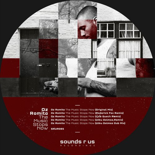 OZ ROMITA – THE MUSIC STOPS NOW (SOUNDS R US RECORDINGS)