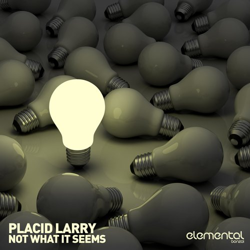 PLACID LARRY – NOT WHAT IT SEEMS (BONZAI ELEMENTAL)