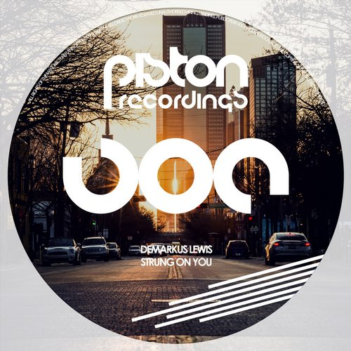 DEMARKUS LEWIS – STRUNG ON YOU (PISTON RECORDINGS)