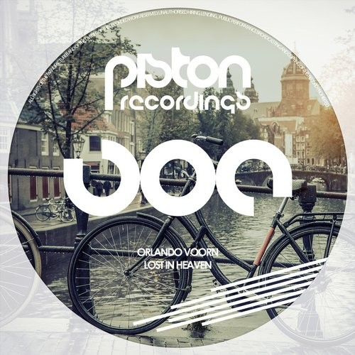 ORLANDO VOORN – LOST IN HEAVEN (PISTON RECORDINGS)
