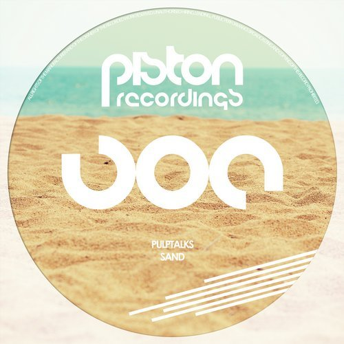 PULPTALKS – SAND (PISTON RECORDINGS)