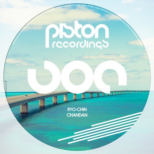 RYO-CHIN – CHANDAN (PISTON RECORDINGS)