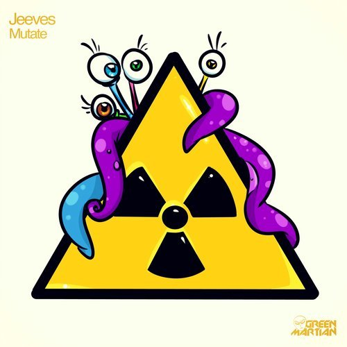JEEVES – MUTATE (GREEN MARTIAN)