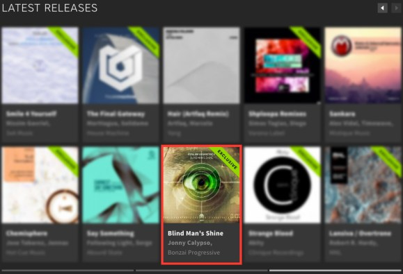 RUSLAN VASHKEVICH – BLIND MAN'S SHINE FEATURED BY BEATPORT