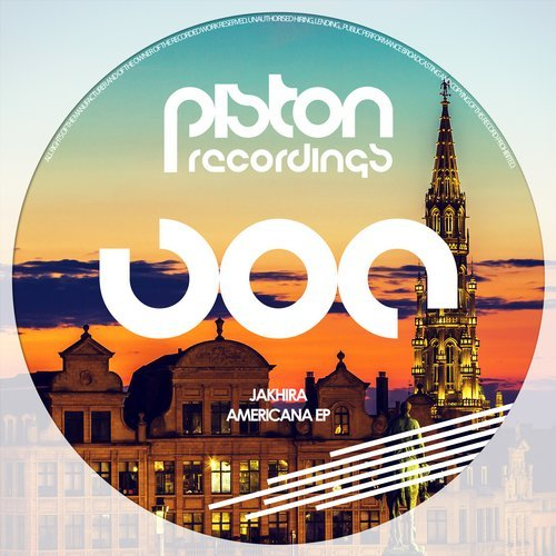 JAKHIRA – AMERICANA EP (PISTON RECORDINGS)