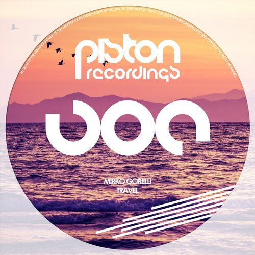 MIRKO GORELLI – TRAVEL (PISTON RECORDINGS)