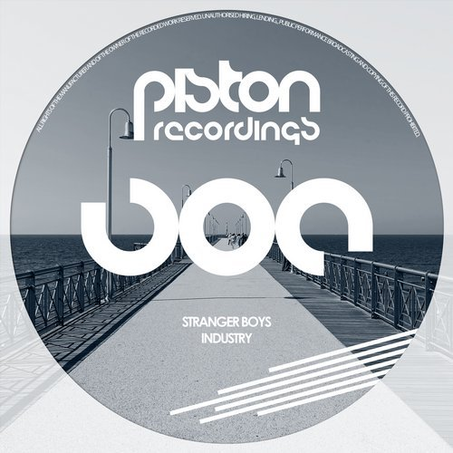 STRANGER BOYS – INDUSTRY (PISTON RECORDINGS)