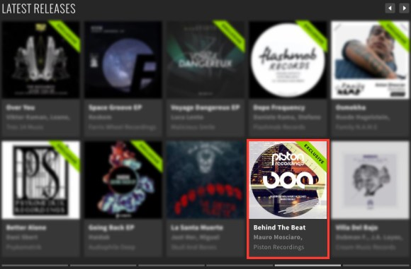AGUSTIN DUTARI & MAURO MOSCIARO – BEHIND THE BEAT FEATURED BY BEATPORT