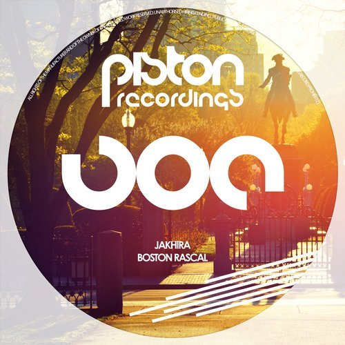 JAKHIRA – BOSTON RASCAL (PISTON RECORDINGS)