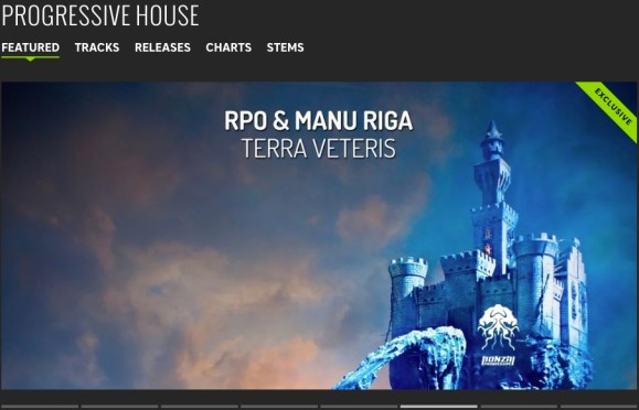RPO & MANU RIGA – TERRA VETERIS FEATURED BY BEATPORT