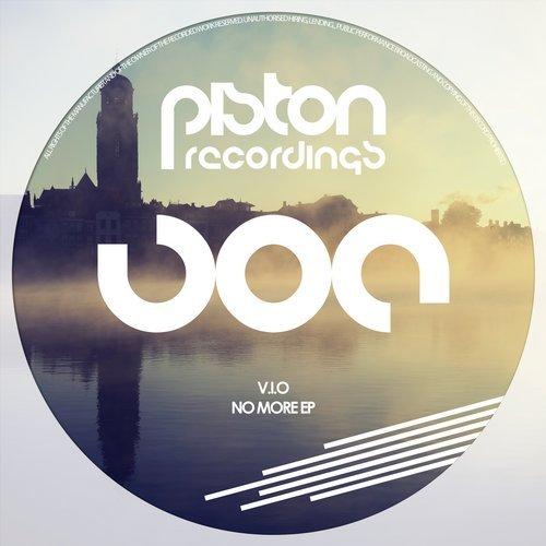 V.I.O – NO MORE EP (PISTON RECORDINGS)