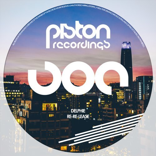 DELPHIE – RE-RE-LEASE (PISTON RECORDINGS)