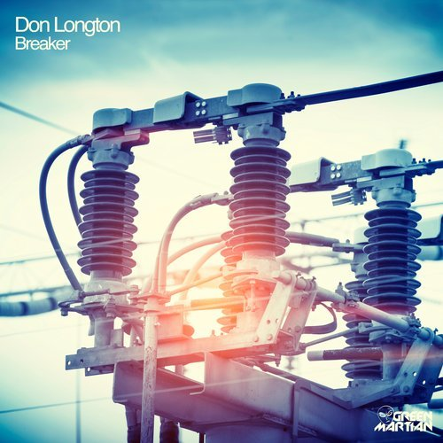 DON LONGTON – BREAKER (GREEN MARTIAN)