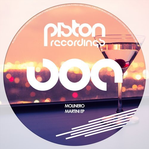 MOLINERO – MARTINI EP (PISTON RECORDINGS)