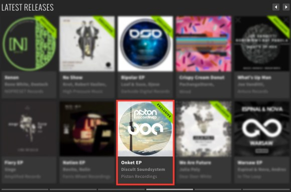 DISCULT SOUNDSYSTEM – ONKET EP FEATURED BY BEATPORT