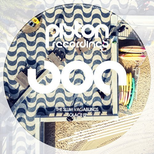 THE SLUM VAGABUNDS – SOLACE EP (PISTON RECORDINGS)